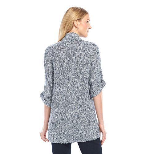 SONOMA life + style Dolman Open Front Cardigan - Women's