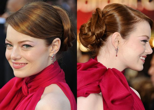My Picks for Best Hair at the Oscars 2012 | Beauty By Christine Lieu