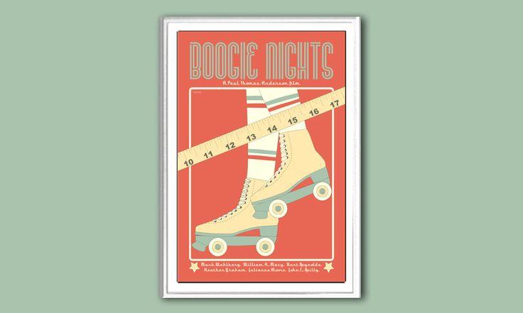 Boogie Nights — 12x18 print