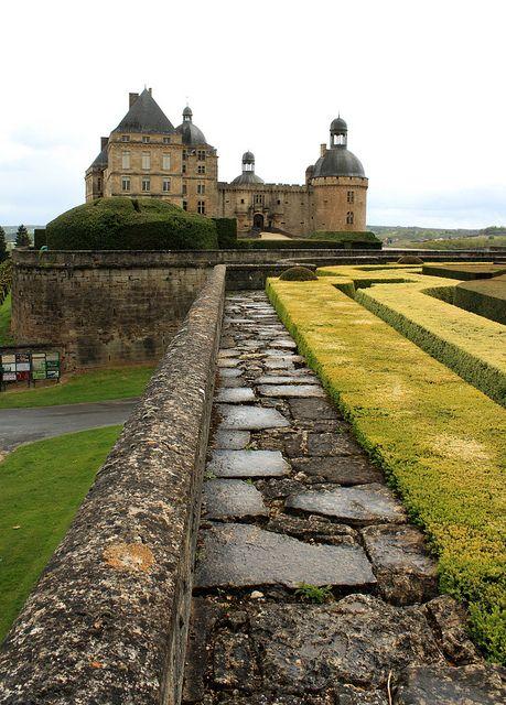 Château de Hautefort, France