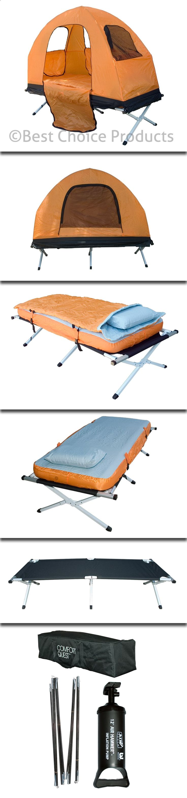 Best 25+ Tent camping beds ideas on Pinterest | Camping beds, Beds ...
