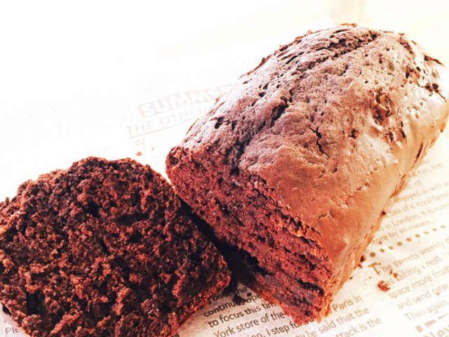 ケーキ ココア パウンド