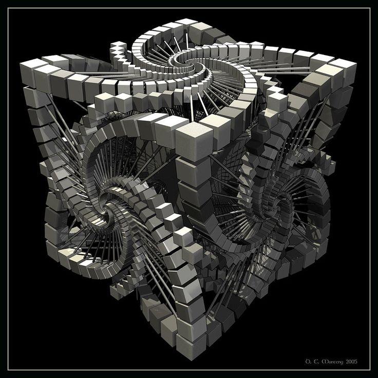 Resultado de imagen para cube chess pattern