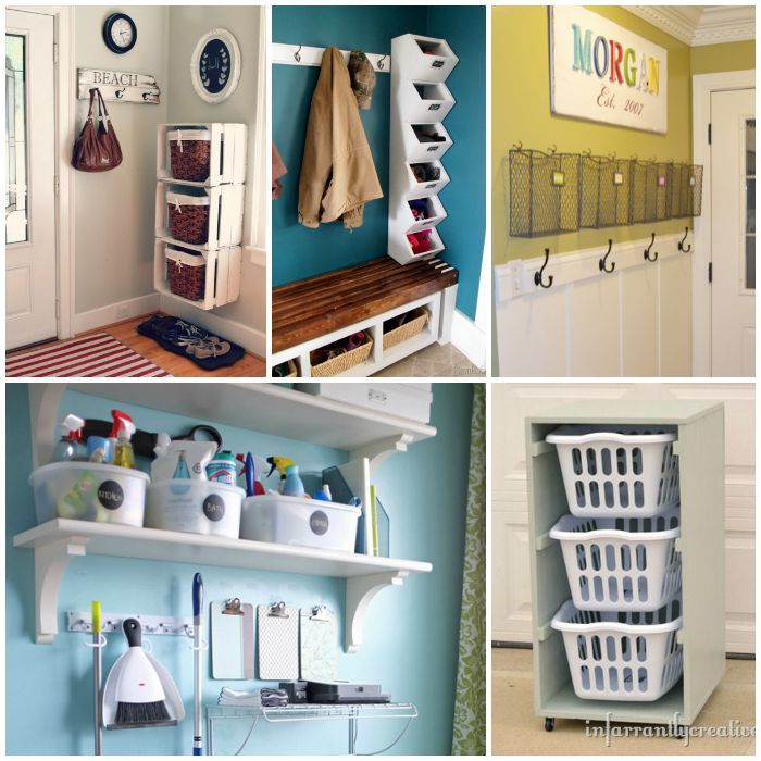61 best mail & paper storage images on pinterest