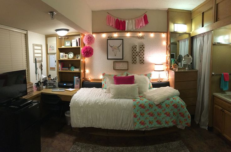 Texas tech dorm room