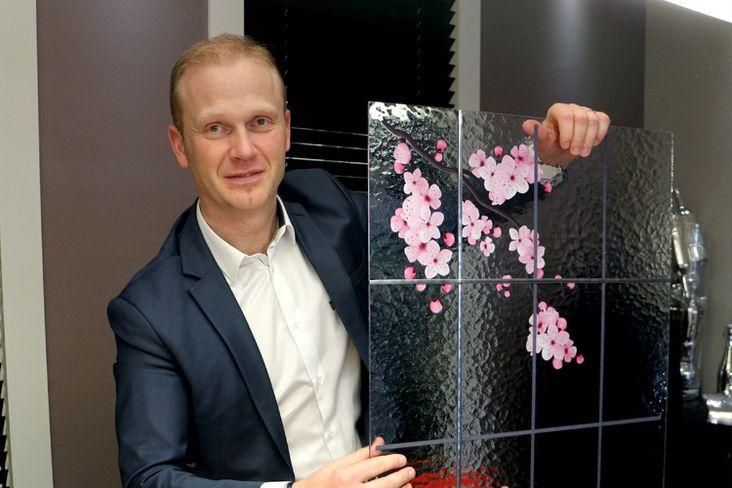 Le verre personnalisé, le crédo de Verrissima (57) avec SwissQprint