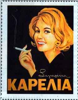 KARELIA cigarettes