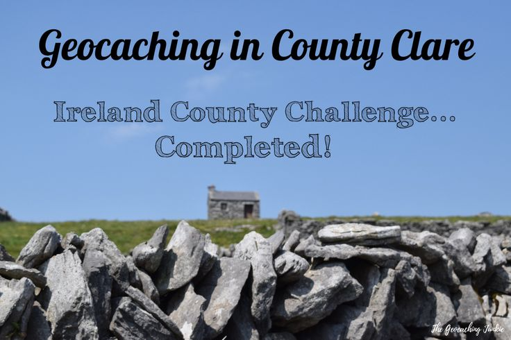 Another challenge cache completed: geocaching in every county in Ireland! Check out my adventures in county Clare!