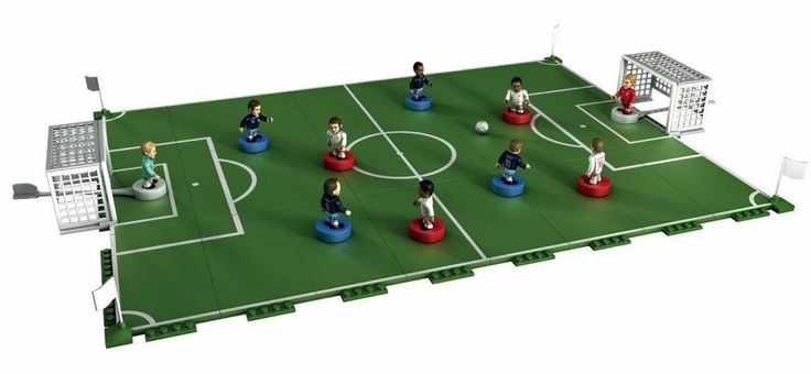Mini FA table top football game by Character Options