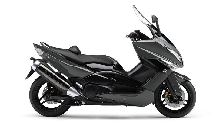 Yamaha T-Max 500 2011