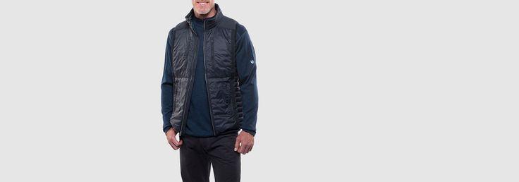 Kühl Clothing | SPYFIRE VEST™ in Men Outerwear