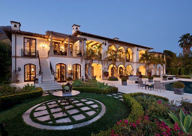 10 best images about our house on pinterest mansions for Elegant mediterranean homes