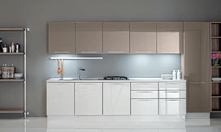 VOLARE - Aran cucine. Contemporary design kitchen. | Design ...