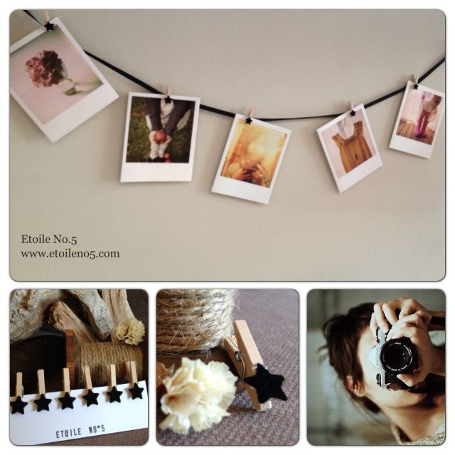 Best 25 ideas para colgar fotos ideas on pinterest - Ideas para decorar paredes con fotos ...