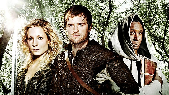 BBC Robin Hood TV series. I loved this series and which it never ended!
