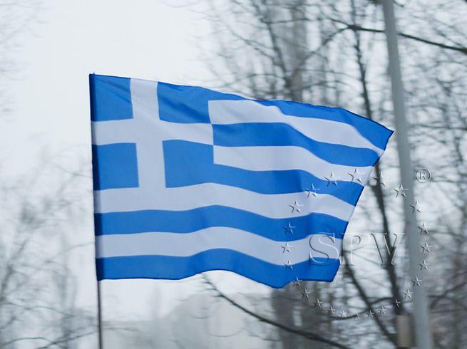 Купить флаг Греции