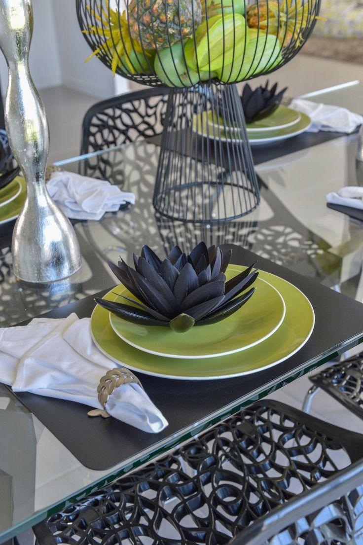#Table #setting #ideas from Ausbuild's Segal display #home. www.ausbuild.com.au