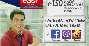 "Republika ng TM (Touch Mobile) provides a relatively new variety of unrestricted postpaid strategy known as Easy Plan or even the TM Easy Planwhich is taken into account the cheapest postpaid approach while in the Philippines currently available and was flagged as ""The first and only unli-system na straight forward sa bayaran!"". Enjoy endless calls to Globe and TM unlimited texts to all networks furthermore free of Facebook Viber and other Game titles. This promo best suits Individuals who…"