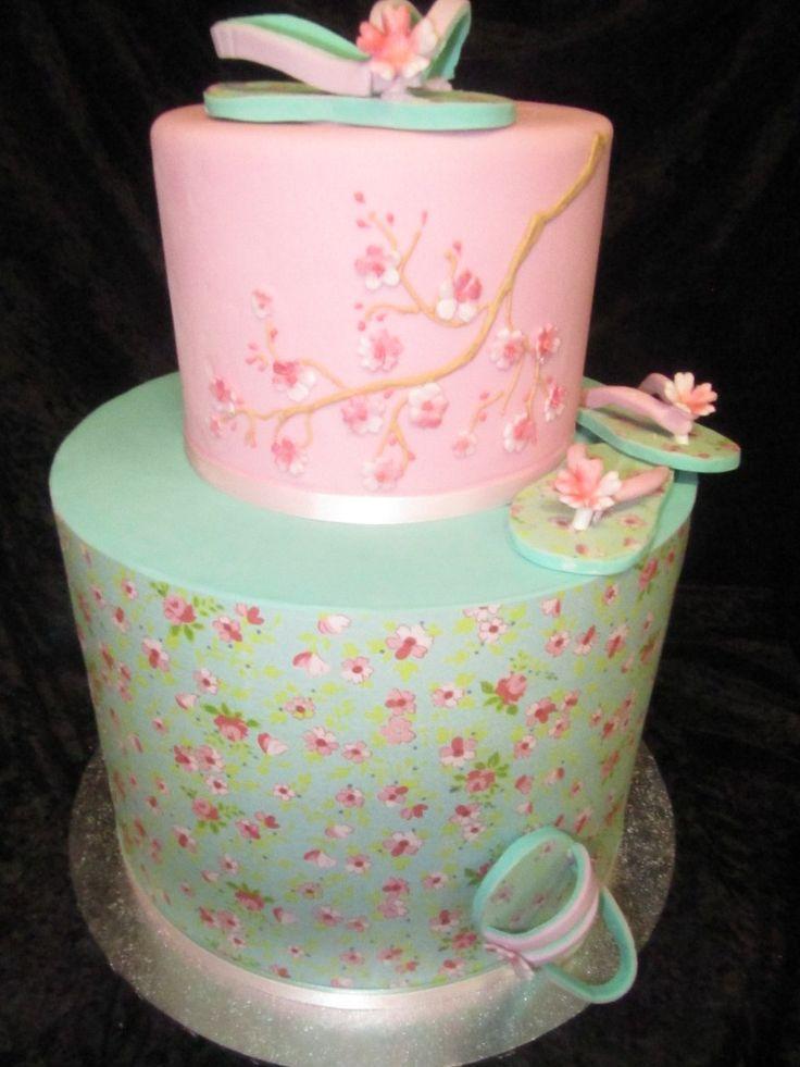 Cute Pastel Birthday Cake Image Inspiration of Cake and Birthday