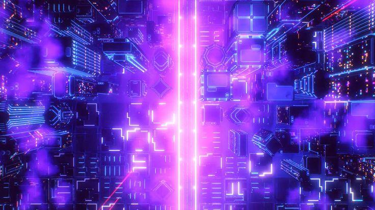 Retrowave on Behance