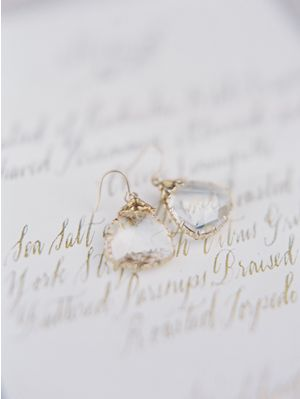 crystal-and-gold-droplet-wedding-earrings