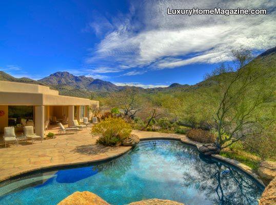 8 Best Amazing Arizona Backyards Images On Pinterest Swimming Pools Pools And Arizona Pools