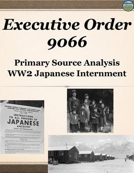 "japanese internment executive order 9066 essay Secretary of war henry l stimson believed that protecting ethnic japanese from vigilantes was justification alone for the policy though almost forty years later executive order 9066, and the arguments used to support it, were found to be unjustified, a 1997 report concluded that any ""account which relies on finding."