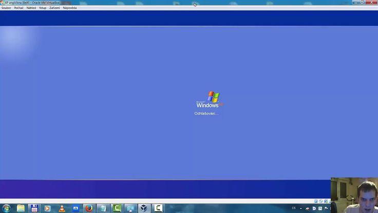 Jak obejít heslo u Windows XP