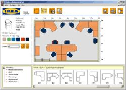 office layout planner. IKEA 2008 Office Planner Layout N