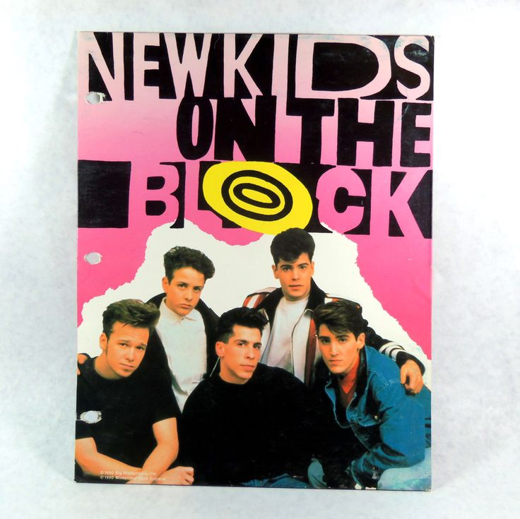 Image result for new kids on the block 1990