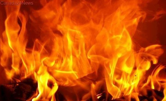 10 people displaced by fire near Moncton