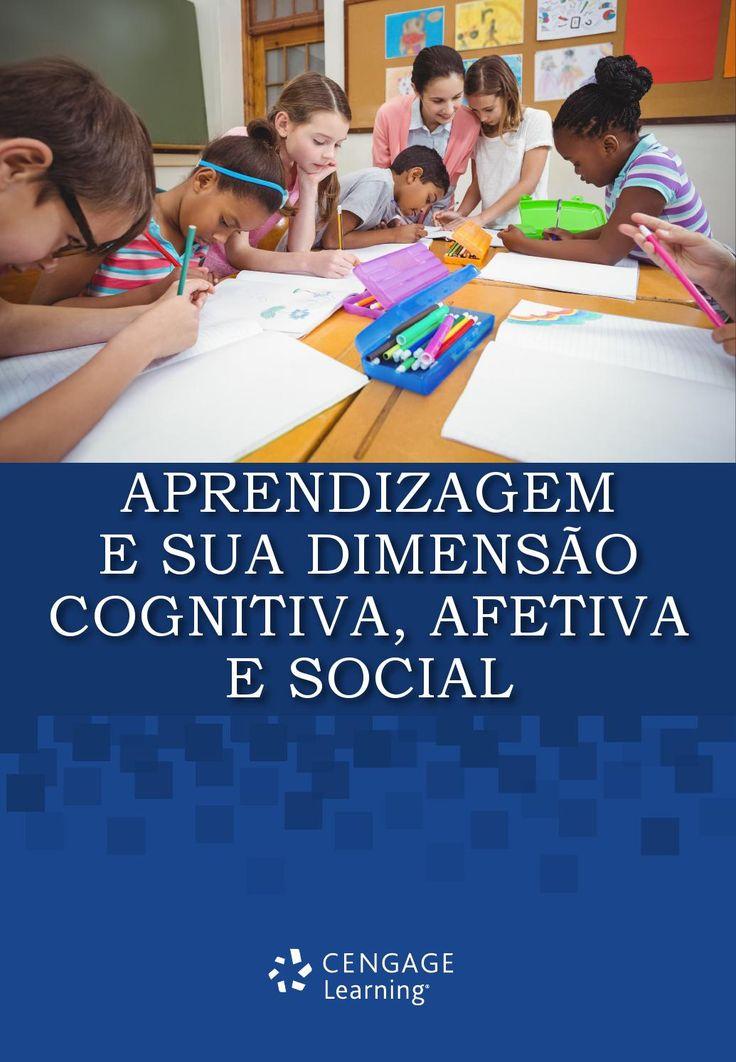 Aprendizagem e sua Dimensão Cognitiva, Afetiva e Social  Esta obra introduz as ideias de Jean Piaget e seus estudos sobre os estágios de desenvolvimento cognitivo, além de sua abordagem clínica. Trata ainda da importância da cognição e afetividade na construção do conhecimento. Quanto ao construtivismo pós-piagetiano, o livro traz uma introdução às ideias de Sigmund Freud – o  desenvolvimento psicossexual e o funcionamento do aparelho psíquico, além do estudo sobre a psicanálise e a…