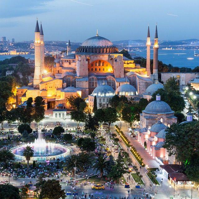 Ayasofya-Istanbul by mcetin45
