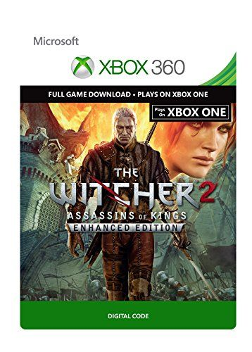 The Witcher 2: Assassins of Kings – Xbox 360 Digital Code  The Witcher 2: Assassins of Kings spins a mature, idea-provoking tale to provide one of the crucial advanced and distinctive RPGs ever launched on consoles. Turn out to be Geralt of Rivia, a wandering monster slayer for rent, and seek out the mysterious assassin threatening the kings of the Northern Realms. System Necessities: Supported Platforms: 360 – Microsoft Xbox          Xbox account required for game activation and ins..