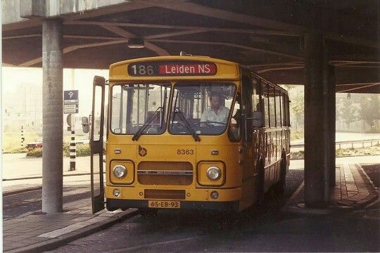 Streekbus WestNederland 8363