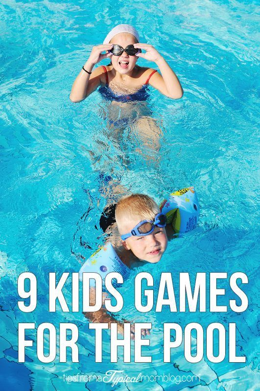 Best 20 pool games kids ideas on pinterest for Games to play in swimming pool
