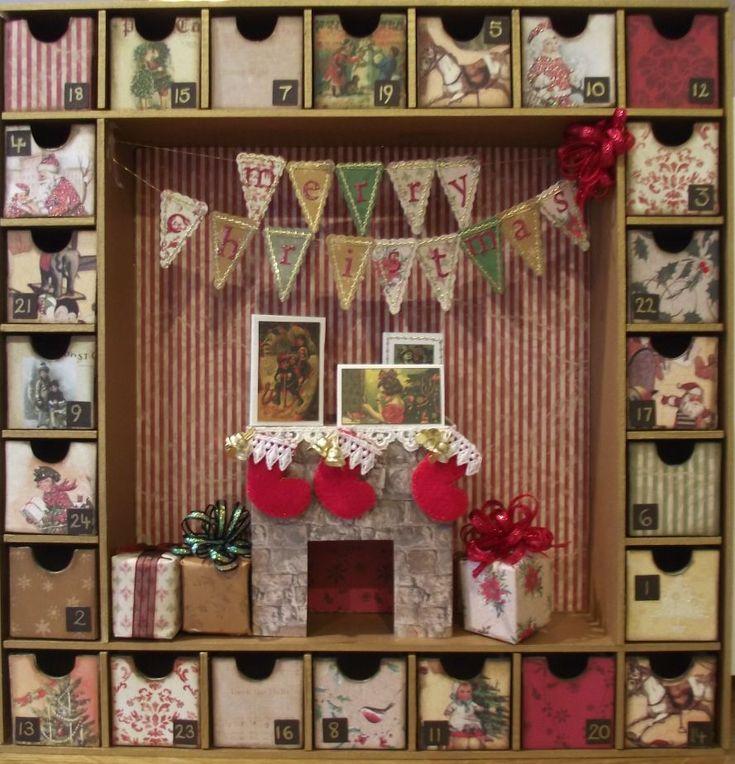 Kaisercraft advent box