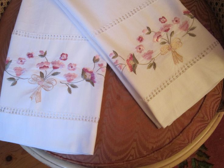 hand embroidery towels for.hands