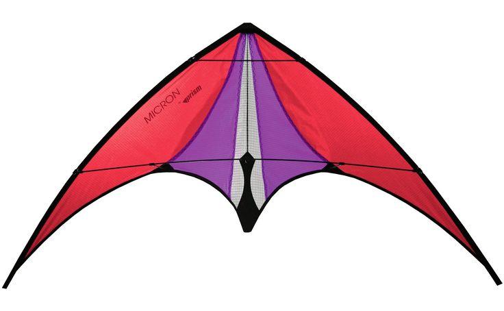 Prism Micron Stunt Kite, Red