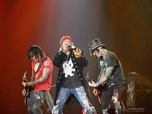 Guns N' Roses - Wikipedia, the free encyclopedia