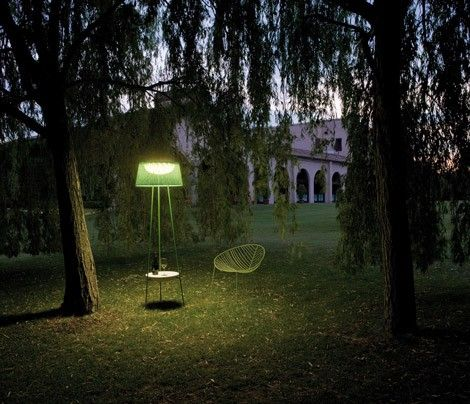 Trend Modern Outdoor Lamps by Vibia Wind lamp line