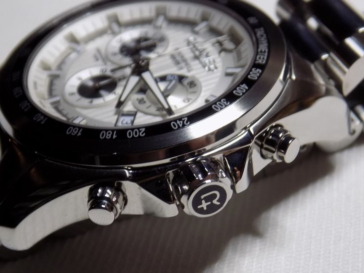 WATCH AND CLOCK COLLECTION: ROAMER ROCKSHELL MARK III CHRONO