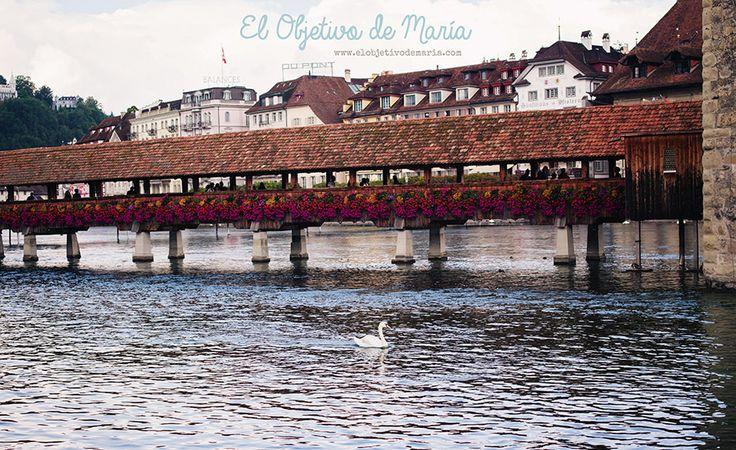 Puente de Lucerna II - El objetivo de María