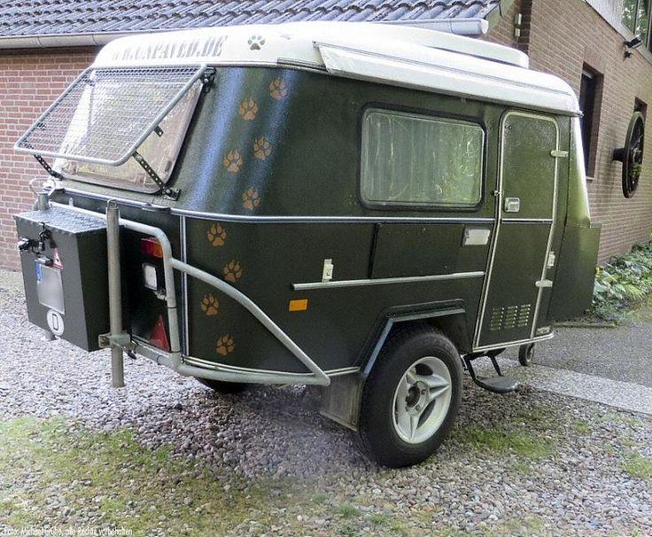 104 besten off road trailer umbauten bilder auf pinterest. Black Bedroom Furniture Sets. Home Design Ideas