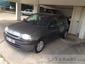 Renault Clio on www.bazaraki.com ( ID 1100289)