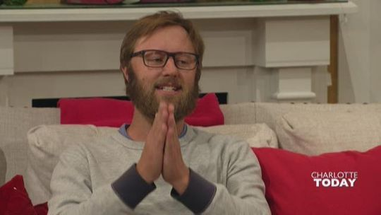 Carolina Native and Comedian Rory Scovel Joined Us!
