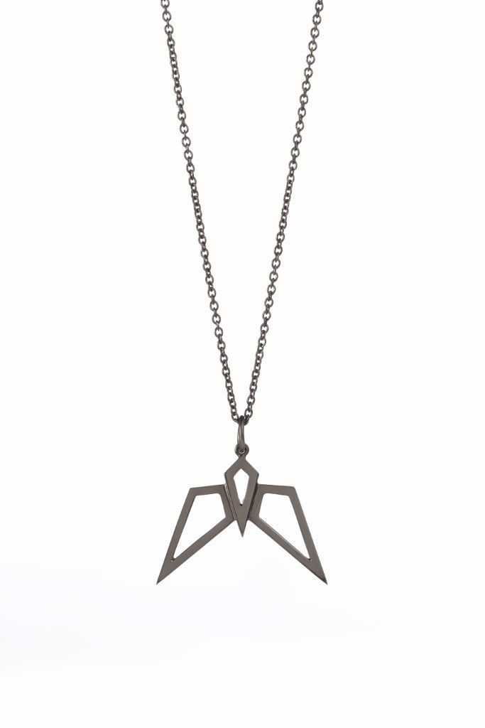 Condor pendant (black)