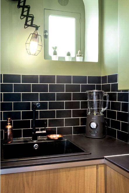 Küchendesign 10 qm m – schaffen Sie eine praktische, schöne und funktionale Umgebung