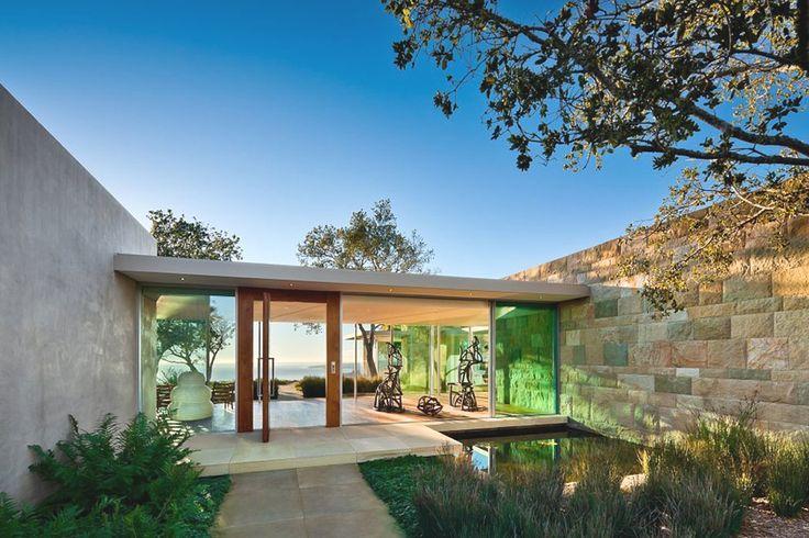 Luxurious Carpinteria Foothills Residence, USA