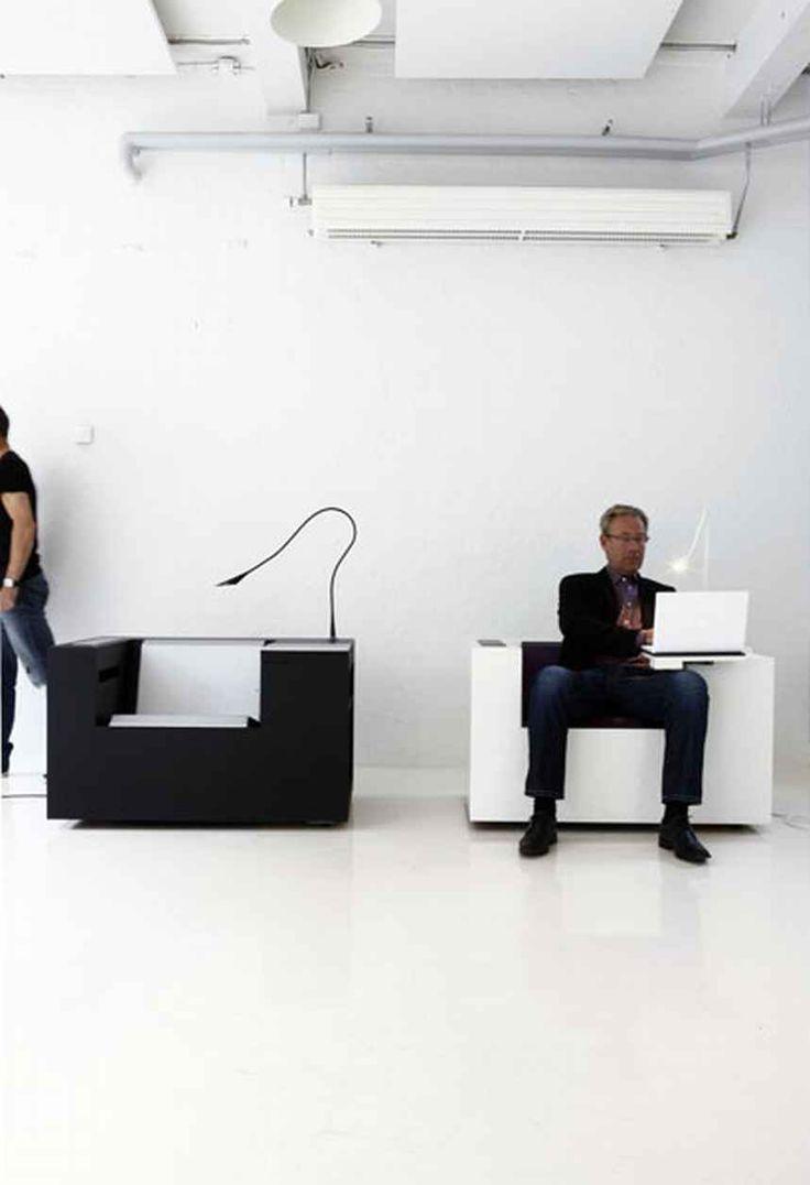 102 best modern desks images on Pinterest | Art deco furniture ...